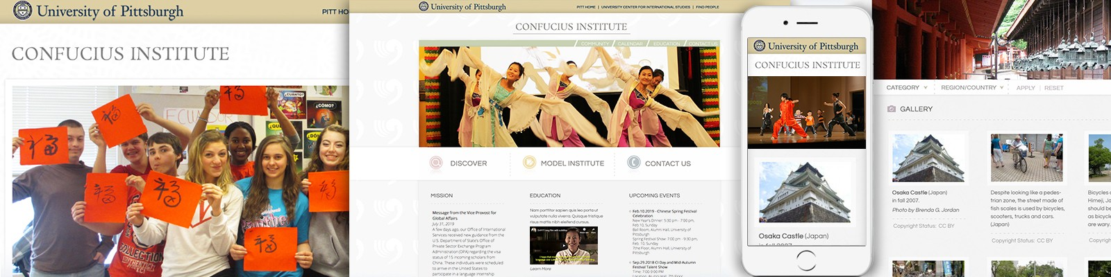 University of Pittsburgh Asian Studies