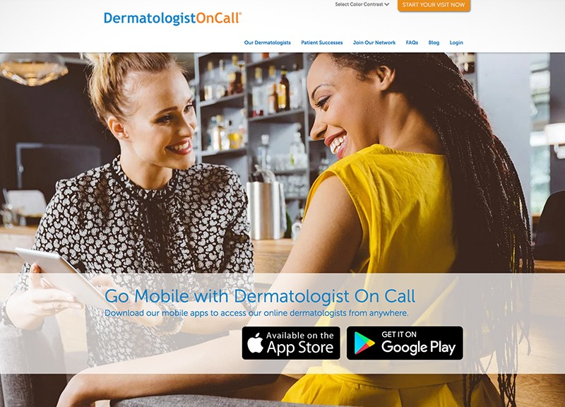 Dermatologist on Call