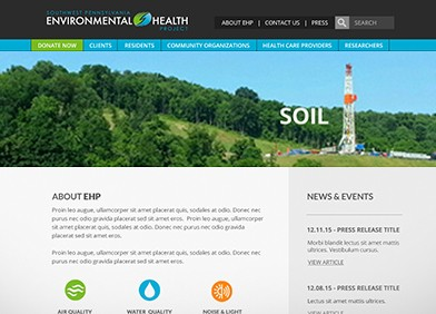 Environmental Health Project