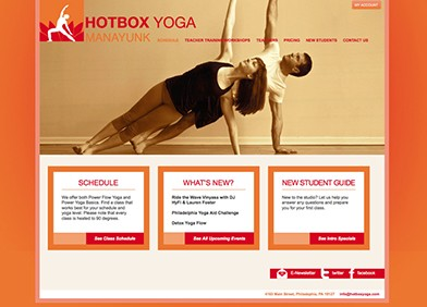 Hot Box Yoga