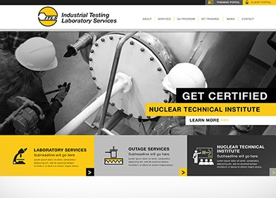 Industrial Testing Laboratory Services