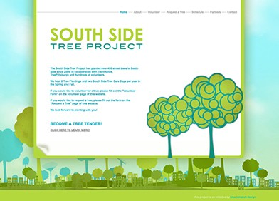 South Side Tree Project