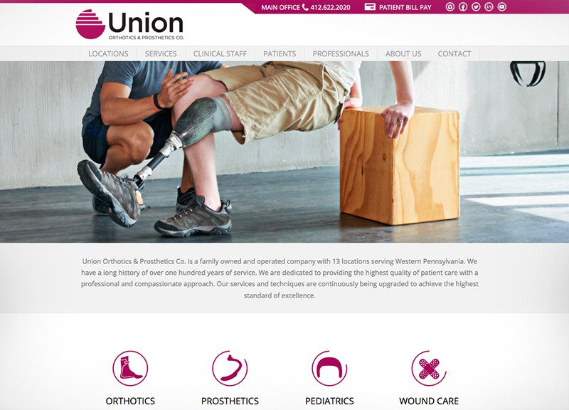 Union Orthotics & Prosthetics Co.